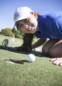 Girls Golf: The First Tee